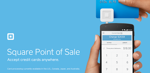 2FA on Square of Point of Sale