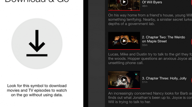 How to Download video on Netflix
