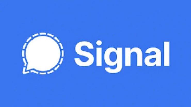 2FA on Signal